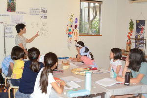 小学生のための和食卓育講座